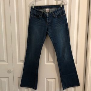 Lucky brand size 8/29 sweet regular length jeans